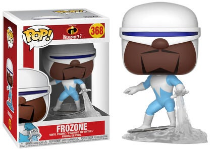 POP! Disney The Incredibles 2 Samlefigur Frozone