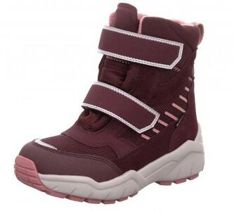 Superfit Culusuk 2.0 GTX Vintersko, Red/Pink