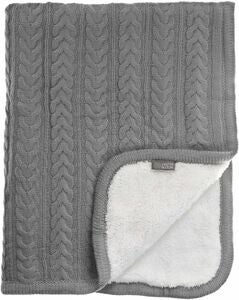 Vinter & Bloom Teppe Cuddly, Dove Grey