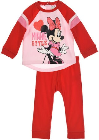 Disney Minni Mus Joggesett, Pink