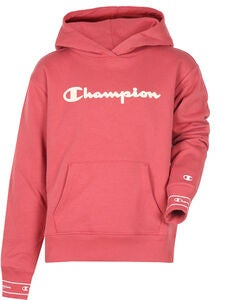 Champion Kids Hettegenser, Mineral Red