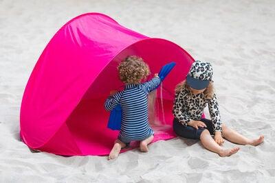 Kjøp Nordbjørn Sunny UV telt, Pink | Jollyroom