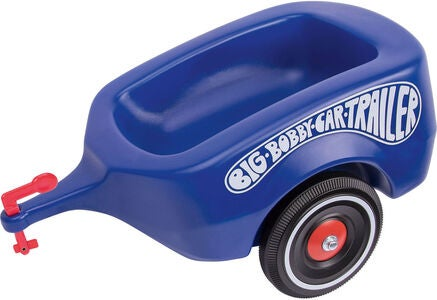 BIG Bobby Car Tilhenger Royalblue