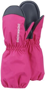 Didriksons Shell Uforede Regnvotter, Fuchsia
