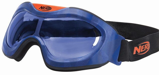 Nerf Elite Goggles Blue