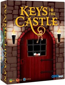AMO Games Spill Keys To The Castle