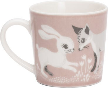 Littlephant Kopp Fairytale Fox, Dusty Pink