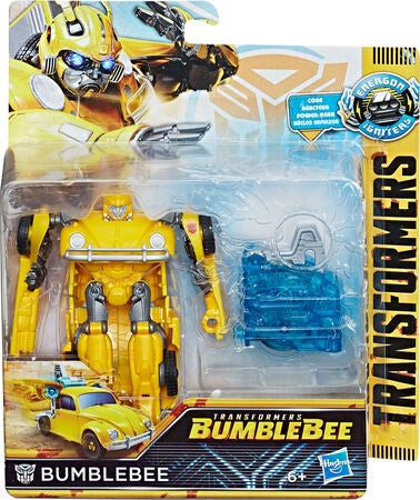 Transformers Engeron Igniters Power Plus Bumblebee