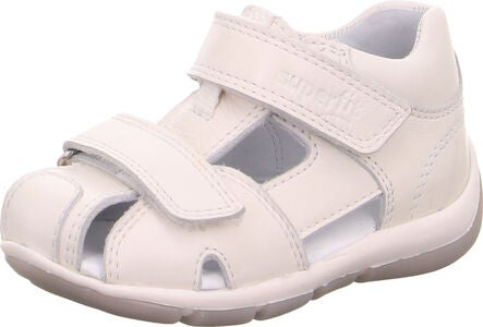 Superfit Freddy Sandal, White