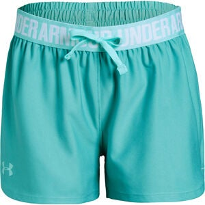 Under Armour Play Up Shorts, Shamrock