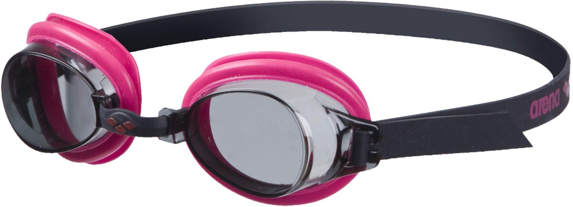 0a0d349ad80 Kjøp Arena Bubble 3 JR Svømmebriller, Svart/Rosa | Jollyroom