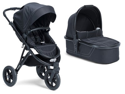Beemoo Urban Air Duovogn, Black