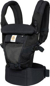 Ergobaby Adapt Bæresele Cool Air, Black