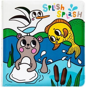Petit Monkey Splish Splash Badebok Sea