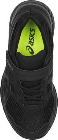 Asics Contend 5 PS Sneaker, Black/Black