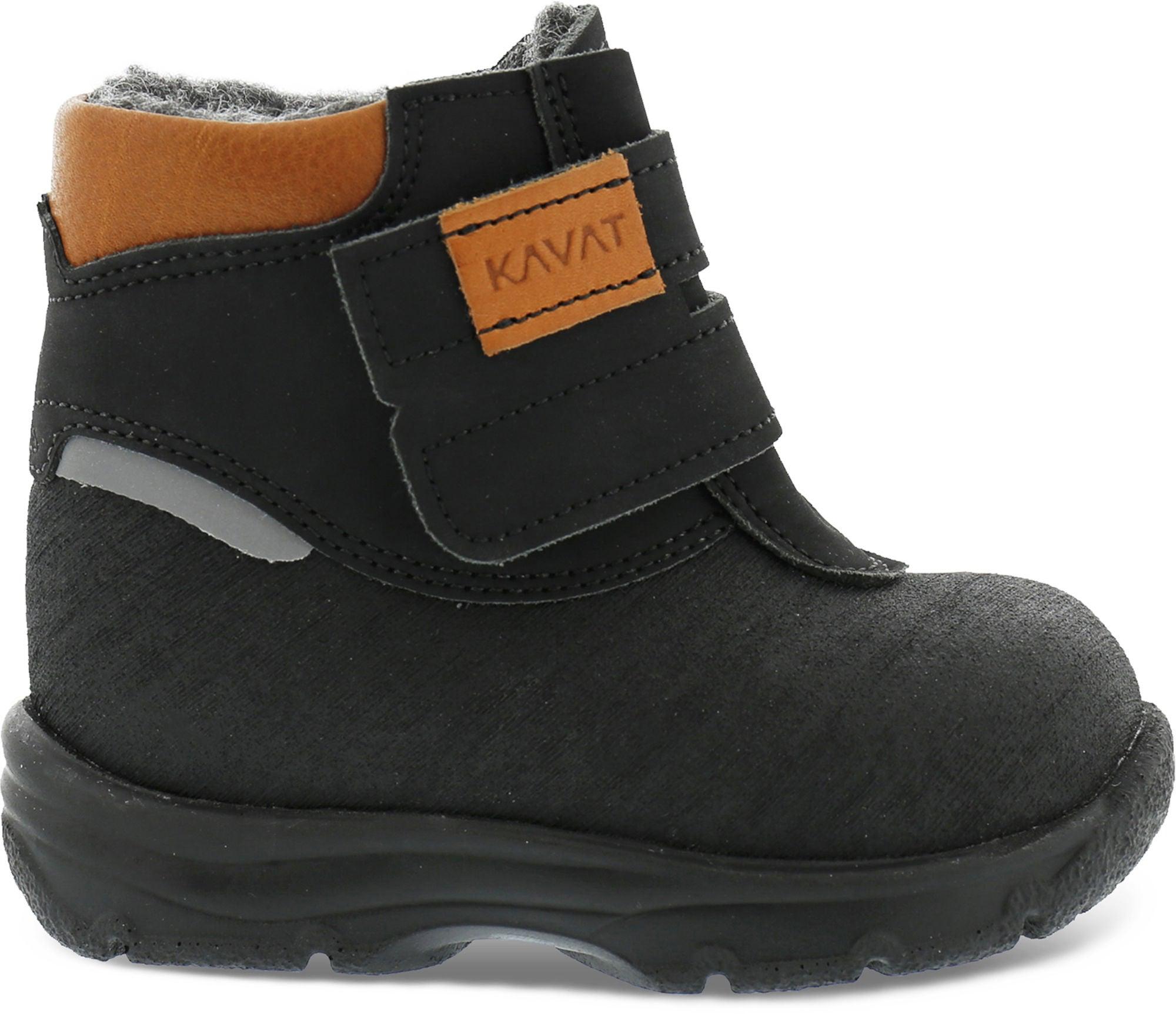 Kjøp Kavat Yxhult Sko, Black | Jollyroom
