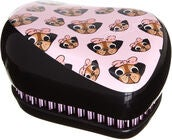 Tangle Teezer Compact Hårbørste, Pug Love