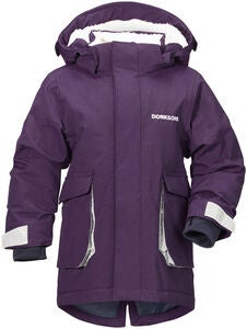 Didriksons Indre Parkas, Berry Purp