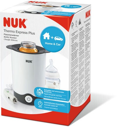 NUK Thermo Express Plus Matvarmer