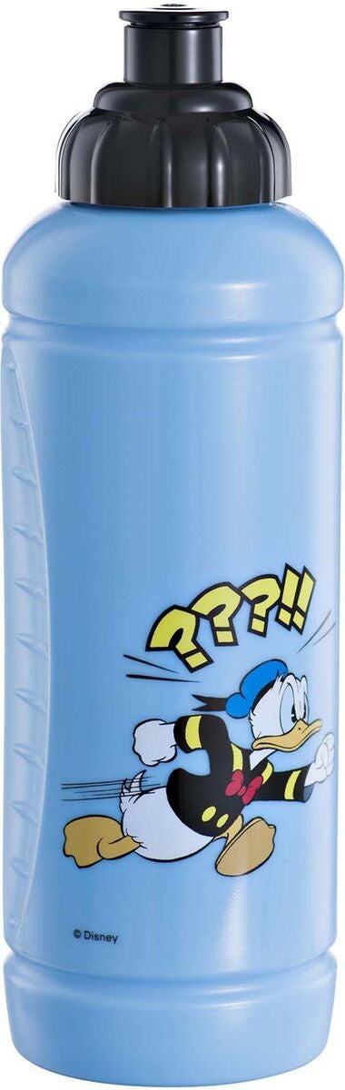Disney Donald Duck Sportflaske 400 ml, Blå