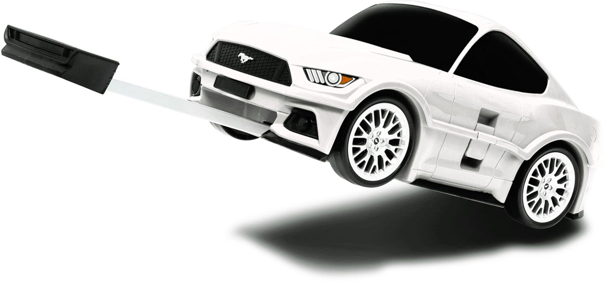 Ford Mustang Trillekoffert, Hvit