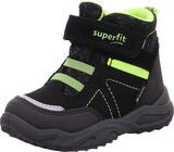 Superfit Glacier GTX Vintersko, Black/Yellow