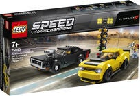 LEGO Speed Champions 75893 Demon och 1970 Dodge Charger
