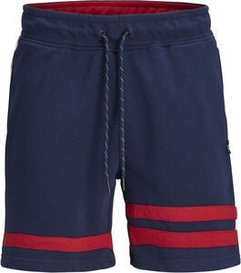 Jack & Jones Blair Sweat Shorts, Maritime Blue