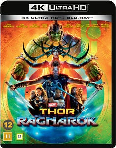 Marvel Thor Ragnarok Blu-Ray Ultra HD
