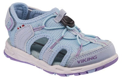 Viking Thrill II Sandal, Light Blue/Ice Blue