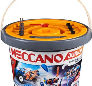 Meccano Junior Byggesett Bucket