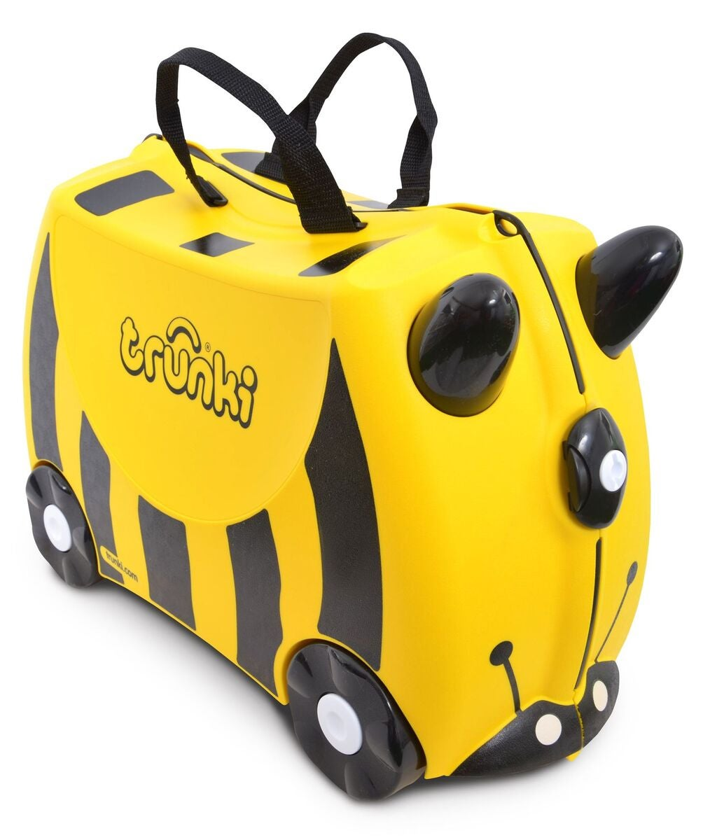 Trunki Koffert Bie Gul