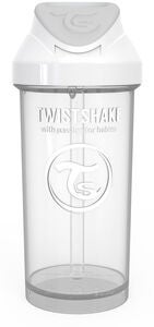 Twistshake Babykopp 360 ml, Hvit