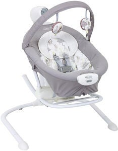 Graco Duet Sway With Rocker Vippestol, Meadow