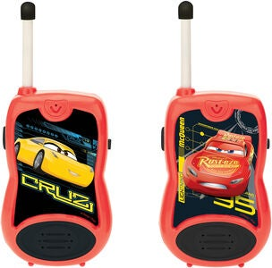 Disney Cars 3 Walkie Talkies