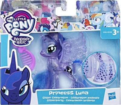 My Little Pony Glitterfigur Princess Luna