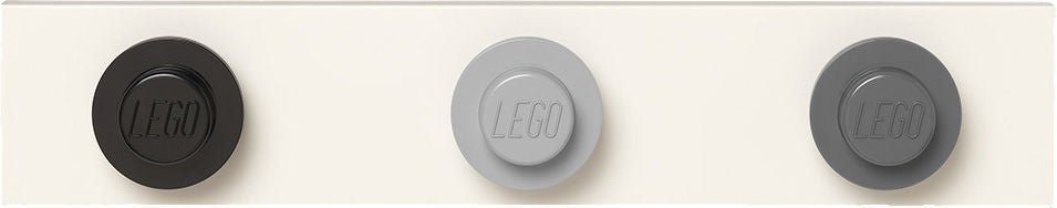 LEGO Knaggrekke, Black/Grey/Dark Grey