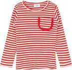 Hust & Claire Alma T shirt l/s, Poppy Red