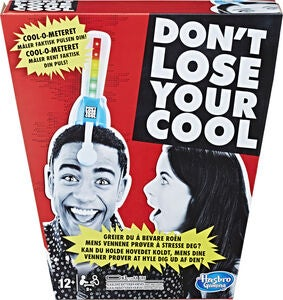 Hasbro Spill Don't Lose Your Cool