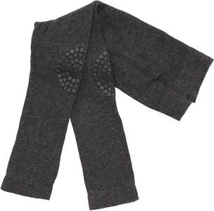 GoBabyGo Leggings for Krabbing, Dark Grey Melange