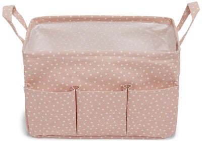 Alice & Fox Oppbevaringskurv 3-Pack, Light Pink