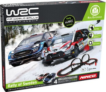 Ninco WRC Rally Sweden Bilbane