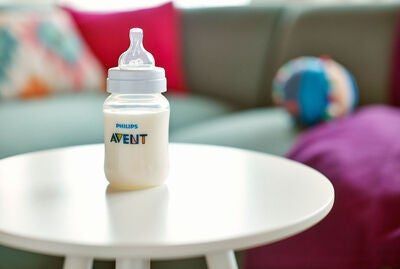 Philips Avent Classic PLUS Flaskesmokk Justerbart Flyt 2-pack