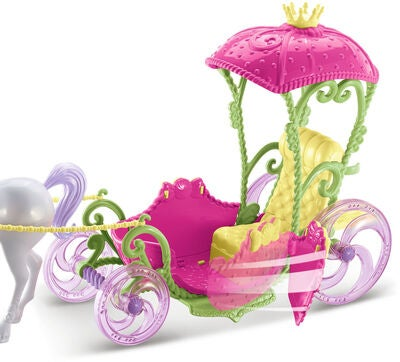 Barbie Dreamtopia Sweetville Carriage Med Dukke