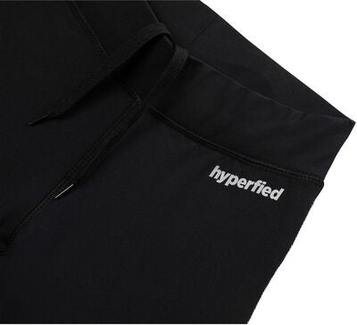 Hyperfied Sprint Tights 2-pack, Black Camo Green