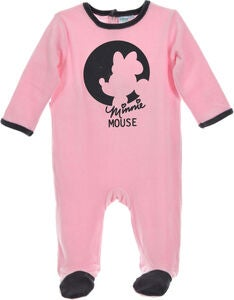 Disney Minni Mus Pyjamasdress, Light Pink