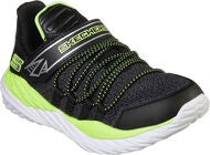 Skechers Nitro Sprint Sneaker, Black/Lime