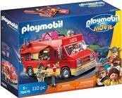Playmobil 70075 PLAYMOBIL: THE MOVIE Del's Food Truck
