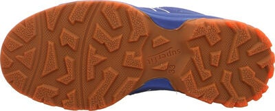 Superfit Jupiter Sneaker GORE-TEX, Blue/Orange