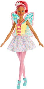 Barbie Dreamtopia Dukke Fairy